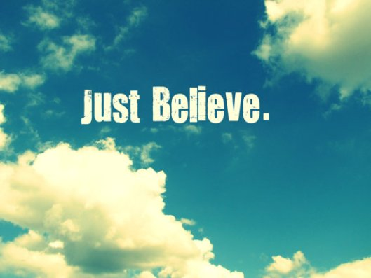 just-believe