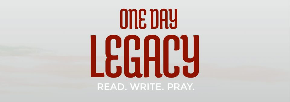 One Day Legacy